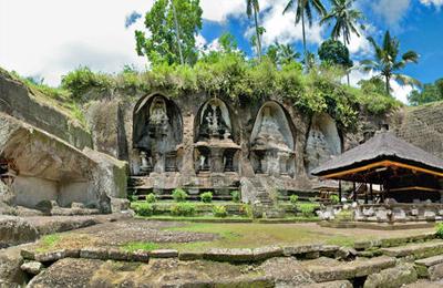 Pura Gunug Kawi Tempel