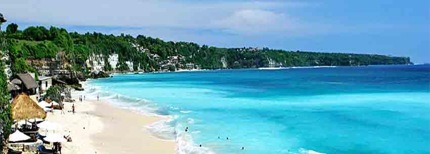 La playas de Bali