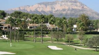Golf a Jávea Spagna