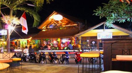 Restaurants Lovina beach