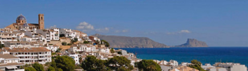 Altea - Costa Blanca - Alicante
