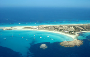 Formentera plage