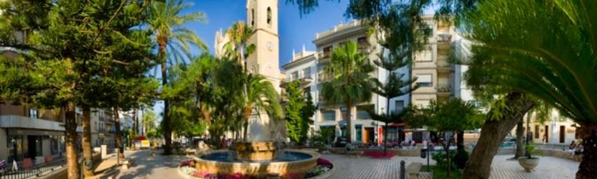 Plaza Benissa