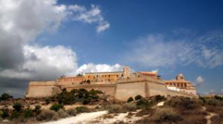 château sur Ibiza