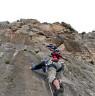 Climbing Calpe