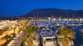 Harbour of Denia