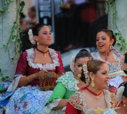 Fiesta in Javea