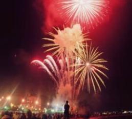 Fireworks Javea