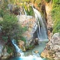 Waterfall on the Costa Blanca - Spain