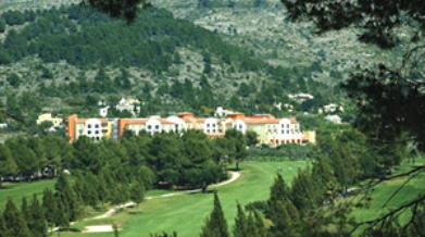 Golf Club La Sella - Denia - Costa Blanca - Spain