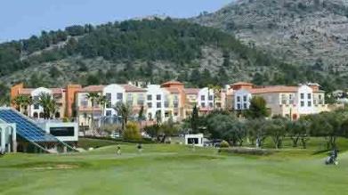 Costa Blanca kunt u 365 dagen per jaar golf