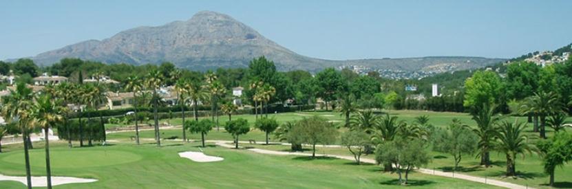 Club de golf Javea Costa Blanca