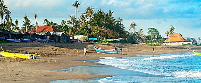 Holiday rentals of villas in Canggu Bali Indonesia