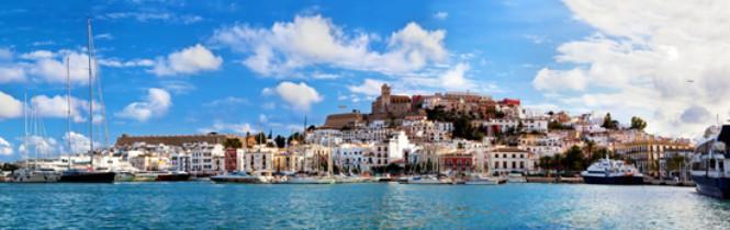 Port Ibiza Espagne