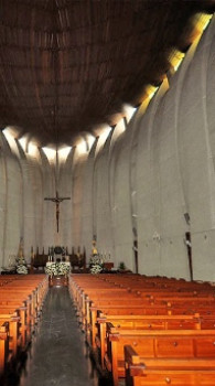 Iglesia de Nuestra Señora de Loreto binnen