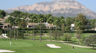 Golf in Javea