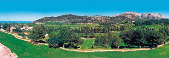 Golf Club La Sella Denia Spain