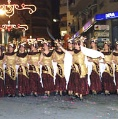 Moors and Christians Feast in Denia in Denia - Costa Blanca - Spain