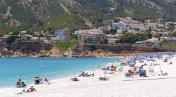 De stranden van Albir en Altea