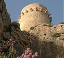 Torre de Vigilancia in Moraira