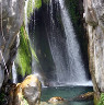 Waterval in Calpe